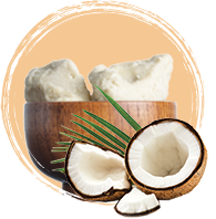 Conditioning Coconut Oil for hair
