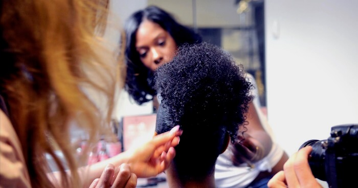 Smooth 'N Shine Hair product relaunch