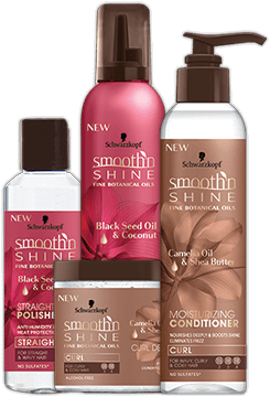 new hair styling products smooth n shine american products for hair 7669