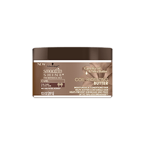 Coil Hydrating Butter with Shea Butter & Camellia Oil