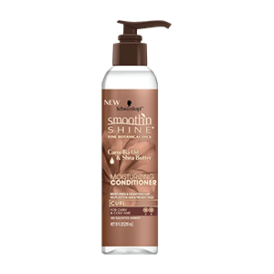 Moisturizing Conditioner with Camellia Oil & Shea Butter