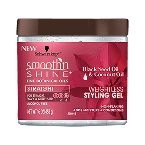 Weightless Styling Gel with Black Seed Oil & Coconut Oil