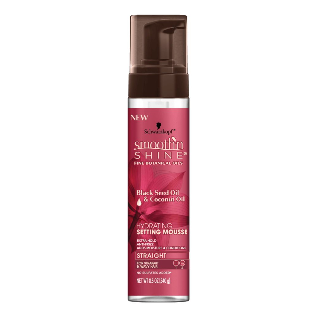Hydrating Setting Mousse